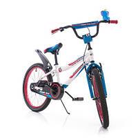 """Азимут Файбер Детский двухколесный велосипед """"Azimut Fiber"""" 16 дюймов"""
