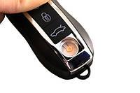 Электронная зажигалка Porsche с зарядкой от USB в Железном корпусе Хорошие качество