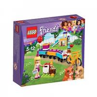 41111 Конструктор LEGO Friends ДЕНЬ РОЖДЕНИЯ: ВЕЛОСИПЕД