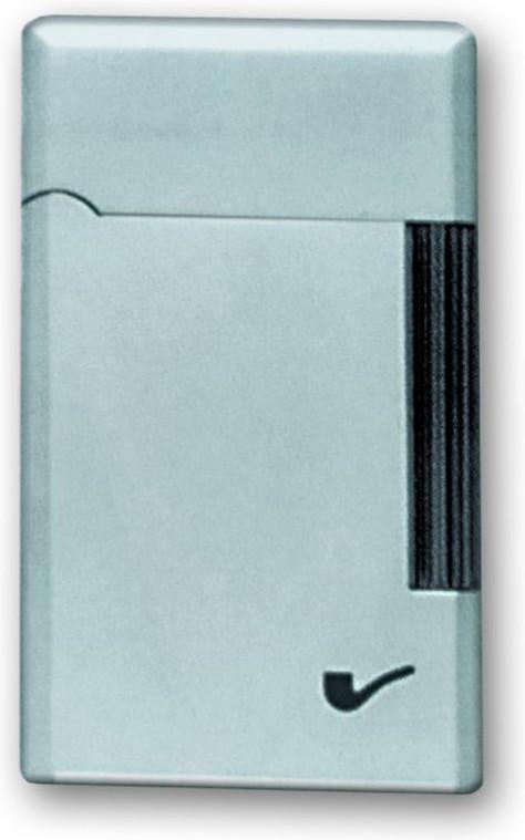 Газовая удобная зажигалка Pierre Cardin MF-28-09 серебристый