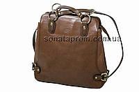 Кожаная сумка рюкзак Katana 82612