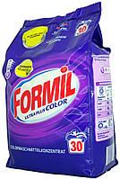 Стиральный порошок для цветных вещей Formil Ultra Plus Color (30 стирок) 2,025кг.