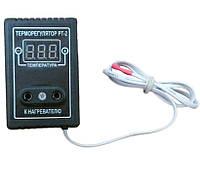 Терморегулятор ТРЦ-1,2 O-MEGA цифровой для инкубатора со звуковым оповещением