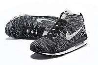 Кроссовки мужские Nike Air Max Lunar 90 Flyknit Chukka