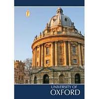 "Тетрадь А6/96 тв.лак ""Oxford"" YES, на спирали 150978"