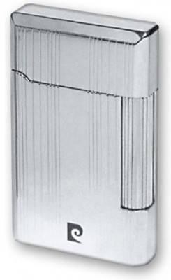 Газовая превосходная зажигалка Pierre Cardin MF-28(D) серебристый