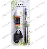 Электронная сигарета CE5 650 mAh silver, EC-006,Электронные сигареты, сигары и трубки, без фильтра, сигареты