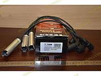 Провода свечные зажигания Lanos Ланос Авео Aveo 1.5 (8 клапан с метал колпачками ) TeslaT738B  \96305387