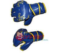 Перчатки для рукопашного боя L-чёрная