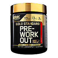 Предтренировочник Optimum Nutrition Pre- Workout gold standard (330 g)