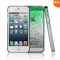 Чехол накладка пластик для Iphone 5/5s