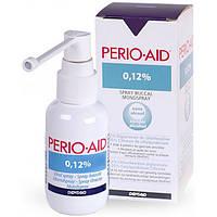 DENTAID Спрей для полости рта DENTAID PERIO-AID, мятный вкус (50 мл)