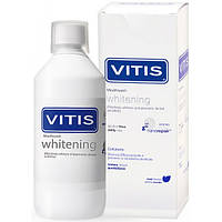 DENTAID Ополаскиватель DENTAID VITIS WHITENING, свежий мятный вкус (500 мл)