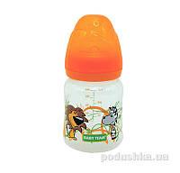 Бутылочка для кормления малыша с широким горлом, 150 мл Baby Team AKT-1003