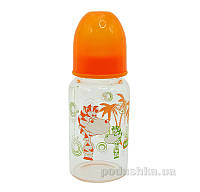 Бутылочка стеклянная, 150 мл, для малыша Baby Team AKT-1200