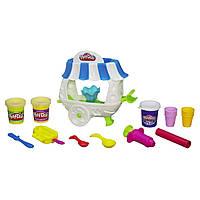 Игровой Набор Плей-дох Фургончик мороженого Play-Doh Sweet Shoppe Ice Cream Sundae Cart Playset
