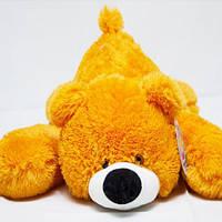 Мягкая игрушка Медведь 100 см, большой лежачий мишка