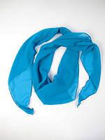 Шифоновая шарф-косынка море