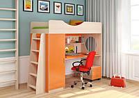 Детская кровать-чердак ДМ-38