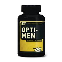 Витамины и минералы Optimum Nutrition Opti-Men (90 tabs)