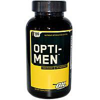 Витамины и минералы Optimum Nutrition Opti-Men (180 tabs)