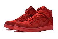 Высокие кроссовки Nike Dunk CMFT PRM
