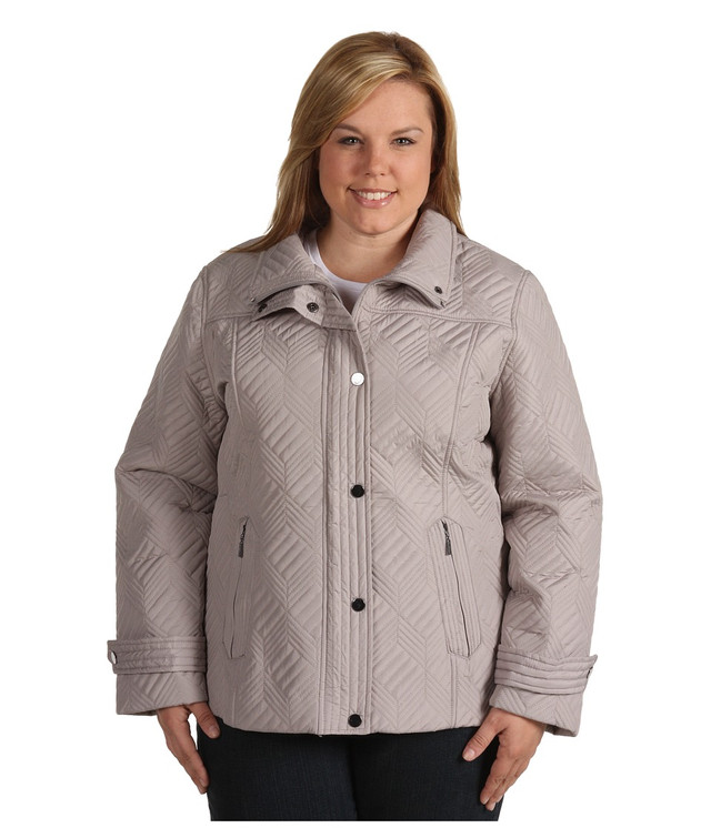 Одежда Для Полных Куртки