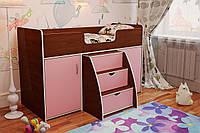 Детская кровать ДМ-46