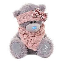 Мишка Teдди  с шарфом BFF  Me to you