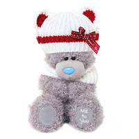 Мишка Teдди в шапке с ушками  Me to you