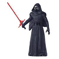 Звездные войны фигурка Кайло Рен 15 см высотой. Оригинал Hasbro