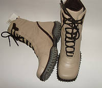 Ботинки женские кожаные Испания