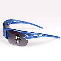 Велосипедные очки синие