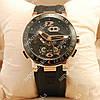 Стильные наручные часы Ulysse Nardin El Toro Gold/Black 2347