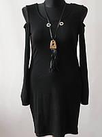 Качественное платье с длинным рукавом оптом