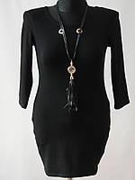 Платье черное в интернет магазине Оптовый бум