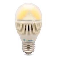 LED лампа диммируемая E27 5W(450Lm) 4000K Viribright (Вирибрайт)