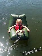 Мягкое надувное кресло в лодку LionFish.sub.ПВХ