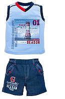 Комплект майка с шортами от 92 до 116