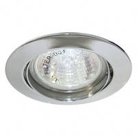 Светильник галогенный DL308  хром MR-16 поворотный(литье), Feron