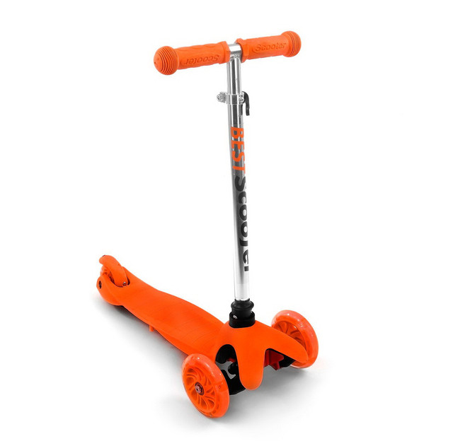 Самокат Scooter itrike для детей от 3 лет до 6 лет