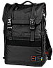 """Молодежный городской рюкзак для ноутбука 15,6"""", 23 л. Gud Ranger, 201 черный"""