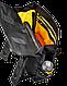 """Молодежный городской рюкзак для ноутбука 15,6"""", 23 л. Gud Ranger, 201 черный, фото 3"""