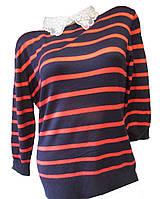 Женский свитер полубатальный