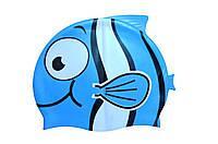Шапочка для плаванья Рыбка