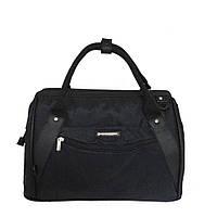 Дорожная сумка-саквояж маленькая, 43х31х22 см