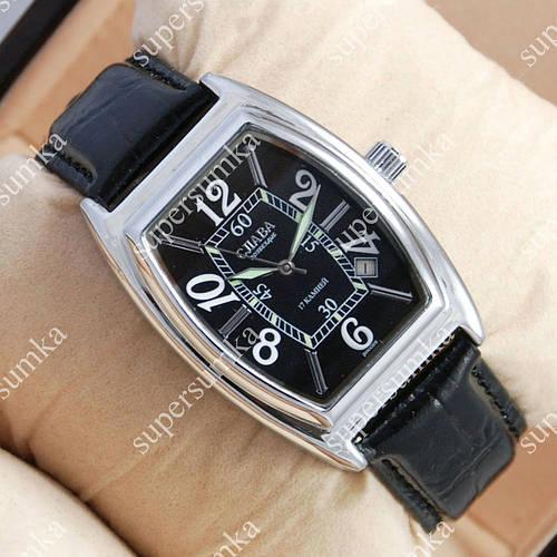 Классические наручные часы Слава Созвездие Mechanic Silver/Black 2623