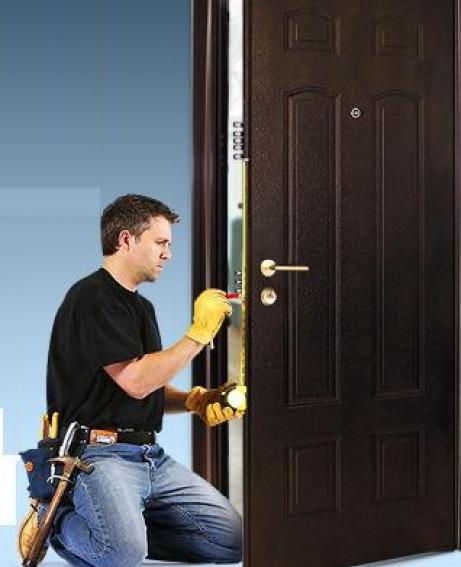 установить дверь металлическую сколько будет стоить