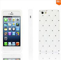 Чехол накладка силикон для iphone 5 5s