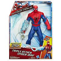 Игрушка Человек-Паук 25СМ, звук. и свет. эффекты - Spiderman/Hasbro